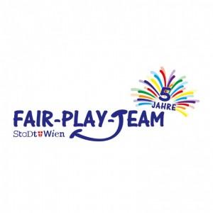 5 Jahre Fair Play Team Logo