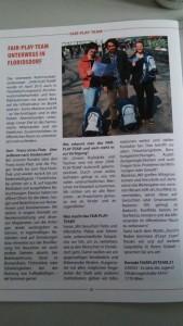 Artikel FPT in Jedlerseer Zeitung